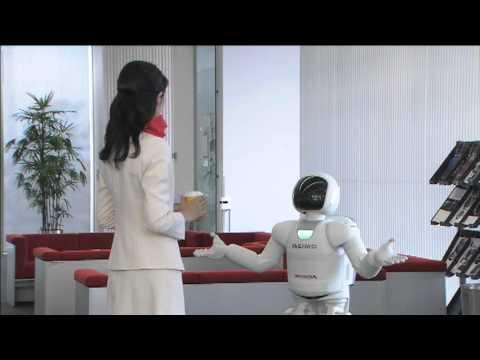 Japan Robot Helpers