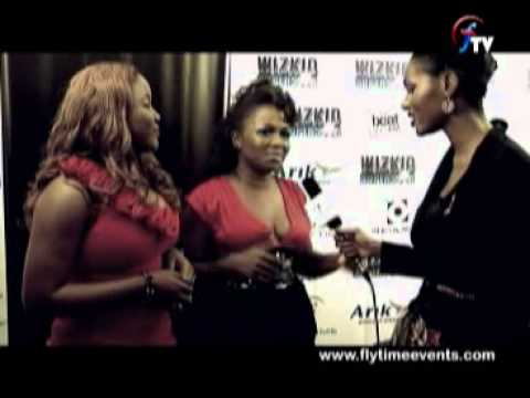 Wizkid Album Launch Redcarpet video