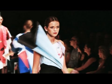 Shenkar Design College Graduates Fashion Show 2012 | FashionTV