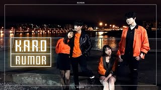 [EAST2WEST] K.A.R.D - RUMOR Dance Cover