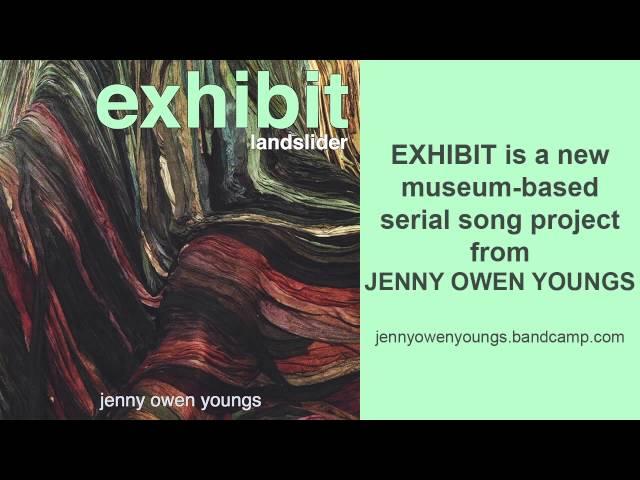 Jenny Owen Youngs - Landslider (EXHIBIT series #9)