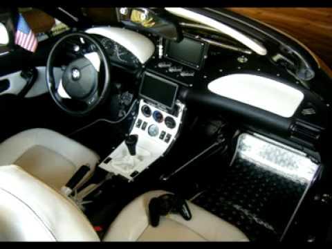 BMW Z3 Tuning - YouTube
