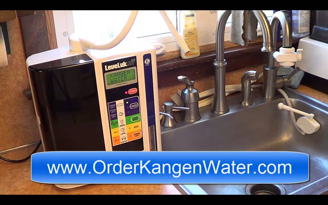 Enagic Leveluk How to Order an Enagic Leveluk