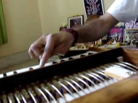 Harmonium Tuning - What Is The Correct Pitch For C Sharp? video