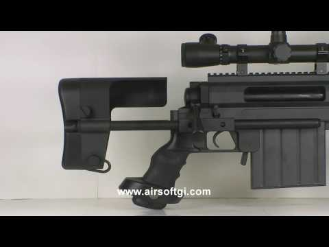 Airsoft GI - Ares M200 Gas Sniper Rifle