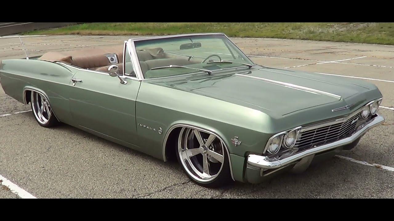 1965 Chevrolet Impala Convertible Youtube