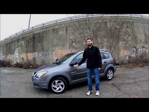 2003 Pontiac Vibe GT Review / Matrix XRS