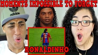 Download Lagu Ronaldinho Gaucho ● Moments Impossible To Forget REACTION | MY DAD REACTS Gratis STAFABAND