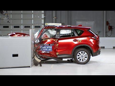 2013 Mazda CX-5, краш-тест