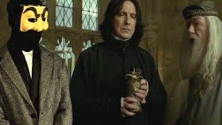 Ytp Piton Spaccia Sas Alla Scuola Di Magia E Stregoneria Di Hogwarts