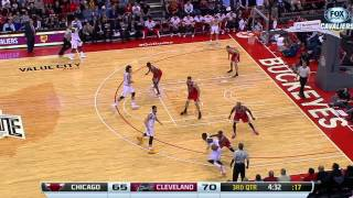 Point Guard Duel Kyrie Irving vs Derrick Rose