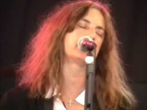Patti Smith Group - Bonnaroo, 2004