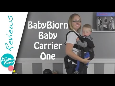 BabyBjorn Baby Carrier One Review. BabyBjorn's Newest Release