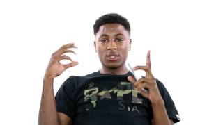 NBA Young Boy Explains Why He Dropped Out Of High School At 9th Grade [unreleased]
