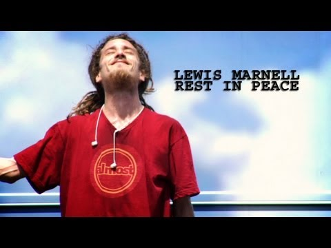 Lewis Marnell Pro Skateboarder RIP Classic Clips Tribute 2013