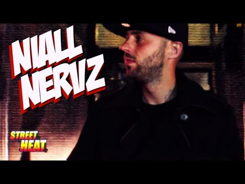 Niall Nervz - #StreetHeat Freestyle @NiallNervz | Link Up TV