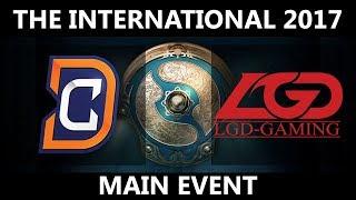 🔴 [ABED MEEPO] DC vs LGD GAME 1, The International 2017, LGD vs DC