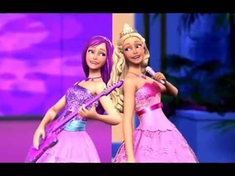 Ahora Soy - Barbie la Princesa y la Estrella del Pop