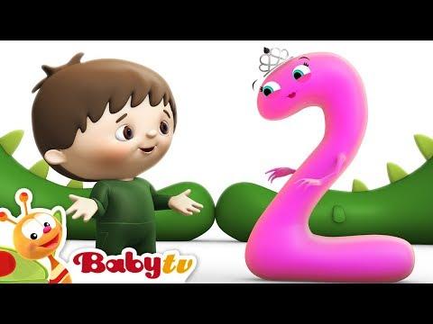 Charlie Et Les Chiffres- Charlie Rencontre Le Chiffre 2- Babytv (français) video