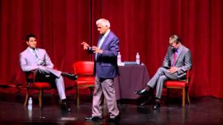 Is Roman Catholicism a cult? - Ravi Zacharias at Texas A&M's Veritas Forum