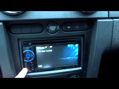 Pioneer AVH-P2400BT Review & Overview