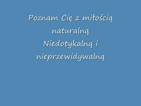 Enej - Symetryczno Liryczna Tekst (Lyrics)