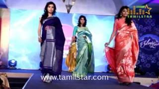 Palam Silks Fashion Show