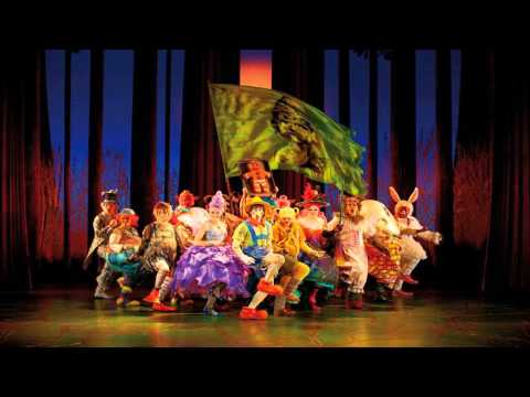 Shrek the Musical High Barnet Greater London