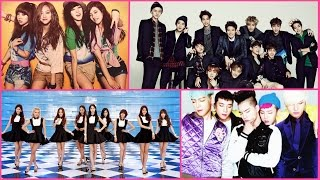 10 Things All K-pop Groups Have in Common