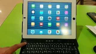 iPad Bluetooth Keyboard