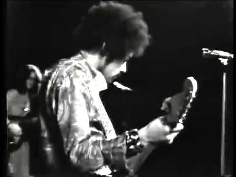 Jimi Hendrix  -  Voodoo Child,