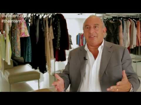 HOW TO MAKE IT in Retail (Top 5 Tips - Sir Philip Green, CEO - Arcadia)