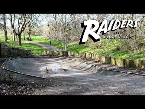 Raiders of the Lost Park 7 - Kelvin bowl, Sheffield