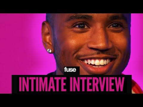 Trey Songz Has Sex On His Balcony - Intimate Interview video