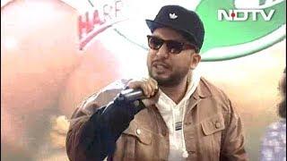 'Banega Swasth India' Anthem: 'Swachh Banega Tabhi Toh Swasth Banega,' Raps Naezy
