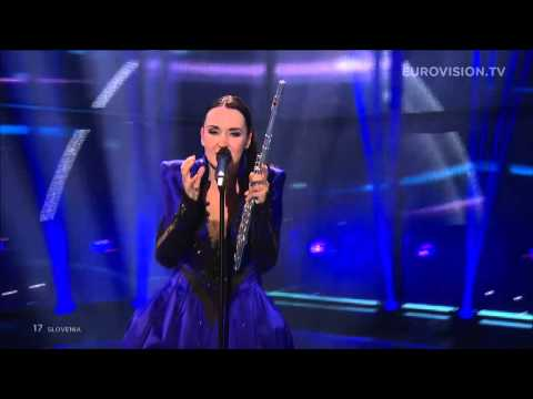Tinkara Kovač - Round And Round (slovenia) Live Eurovision Song Contest 2014 Grand Final video