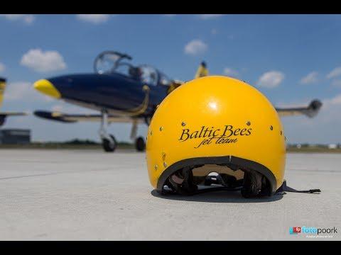 Baltic Bees Jet Team Saldus Air Show 2017