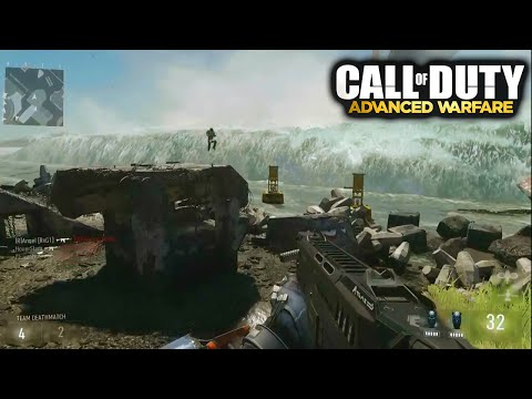 NEW Official Advanced Warfare Trailer - Grapple Hooks, Jetpacks, Multiplayer! (Call of Duty AW)