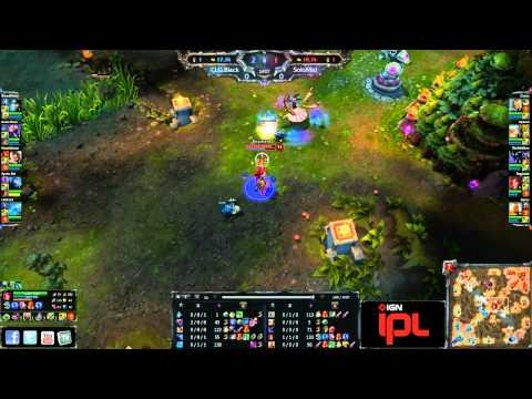 TSM vs CLG.Black - Game 1 - IPL Elites NA Cycle 1 - League of Legends