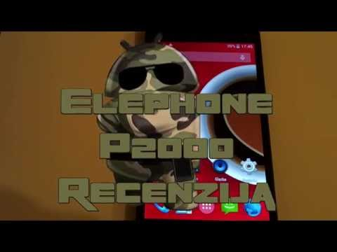 Elephone P2000 Recenzija