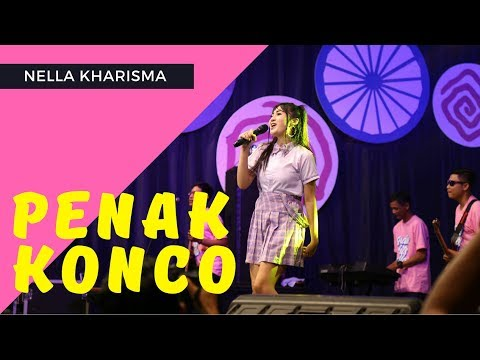 Nella Kharisma - Penak Konco ( Official Music Video )