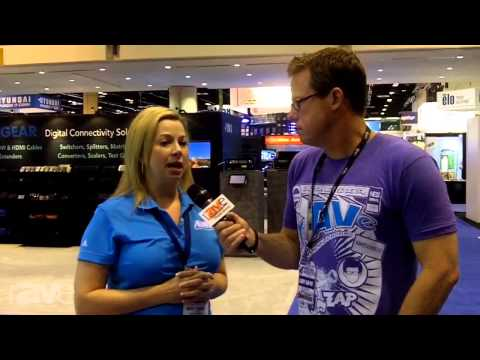 Gary Kayye talks to Melody Craigmyle, Vice President of Marketing at Almo Pro A/V