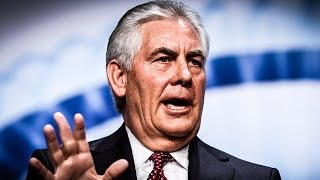 Trump's Secretary of State Pick Tillerson Faces Huge Climate Lawsuits - The Ring Of Fire