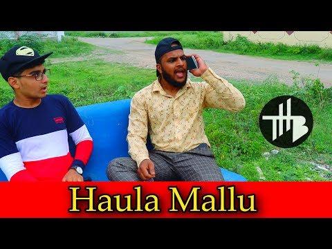 Haula Mallu//comedy video-THE HUB BOYS thumbnail