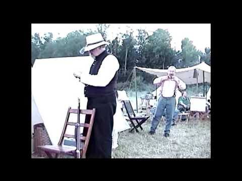 Groton MA 2005 -  350th Celebration - Civil War reenactment part 3
