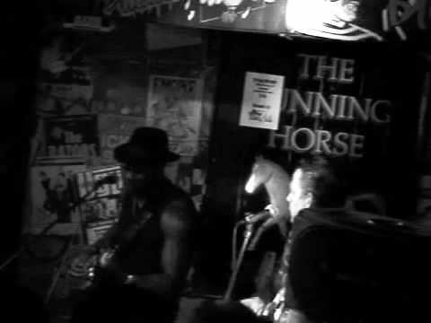 Big Bill Morganfield and Ian Siegal @ The Running Horse Nottingham