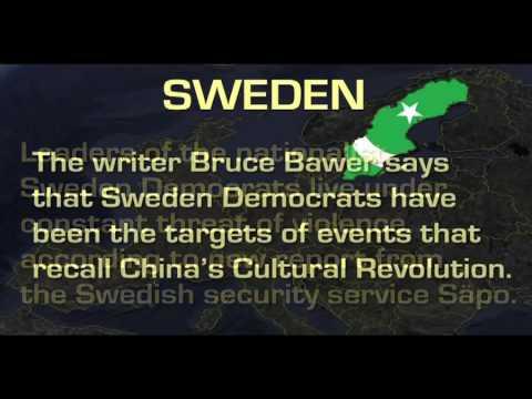 Muslim demographics (Europe, USA, Scandinavia)