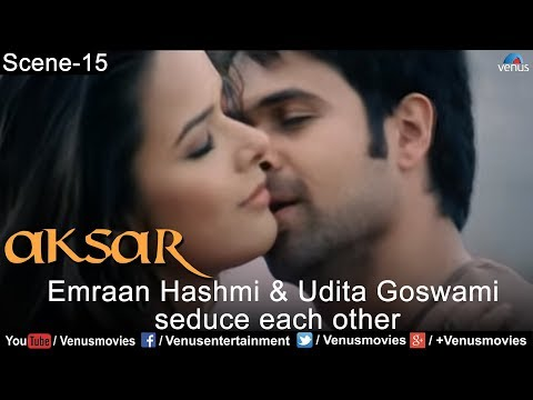 Emraan Hashmi & Udita Goswami Seduces each other (Aksar)