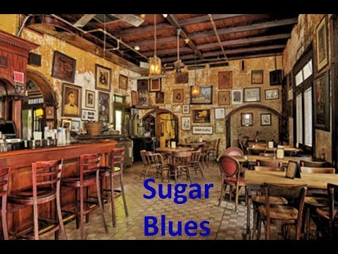SUGAR BLUES - by Percy Humphrey's Jazz Band & New Orleans Jazz Society '65