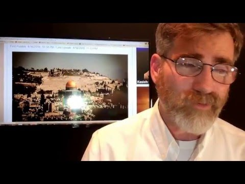 UN Lays Claims To The Temple Mount